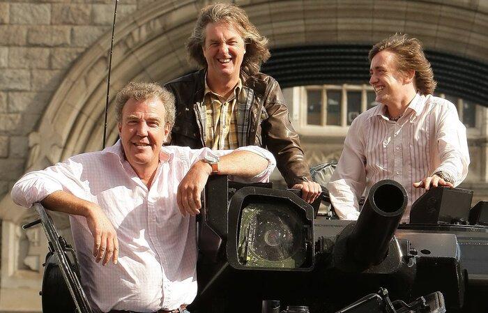 Программа Top Gear осталась без ведущих