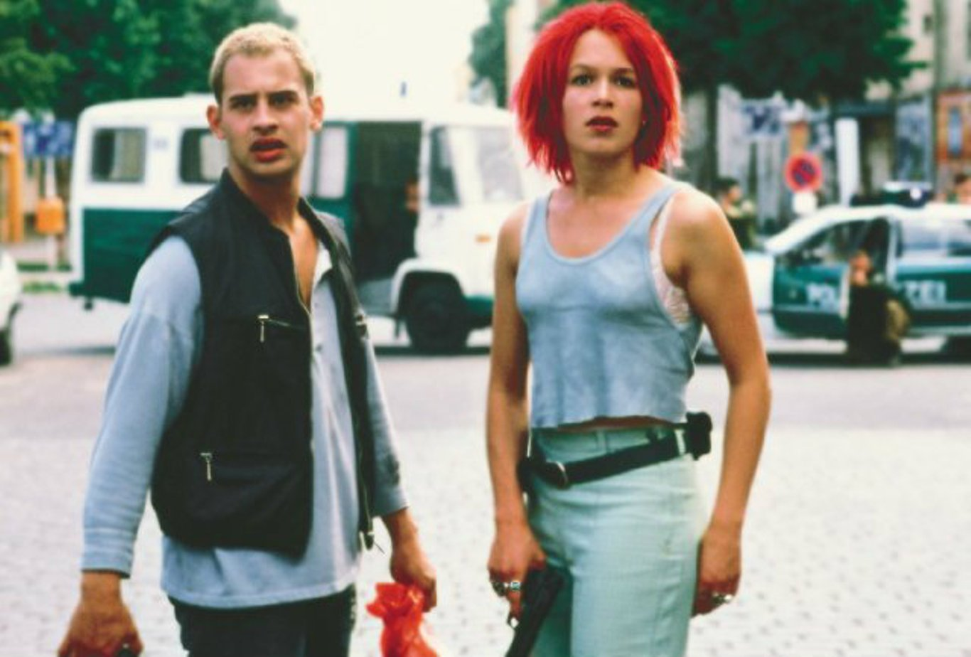 run lola run by director tom tykwer Writer-director tom tykwer handles this techno thriller at a breakneck pace - the action never lets up, and franka potente is terrifically good as the sprinting, road-running heroine run lola run.