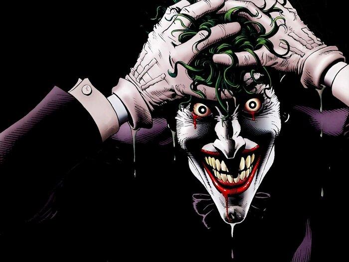 Новый Джокер показал своё лицо