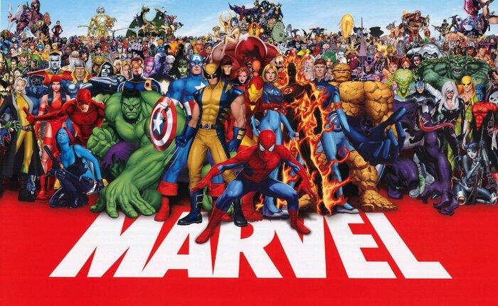 все фильмы комикс вселенной марвел за 4 минуты убойное