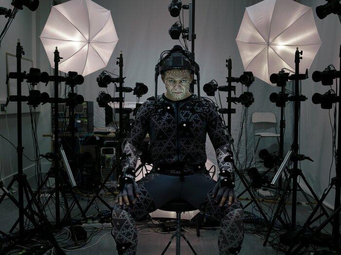 Раскрыто имя персонажа Энди Серкиса из новых «Звёздных войн»