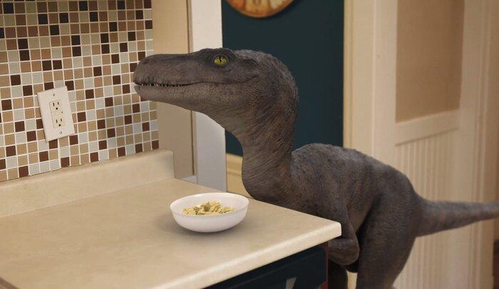 «Мир Юрского периода» спровоцировал моду на «домашних динозавров»