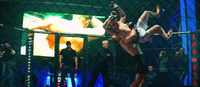 «Воин»: Первый трейлер спортивной драмы с Бондарчуком и Ходченковой