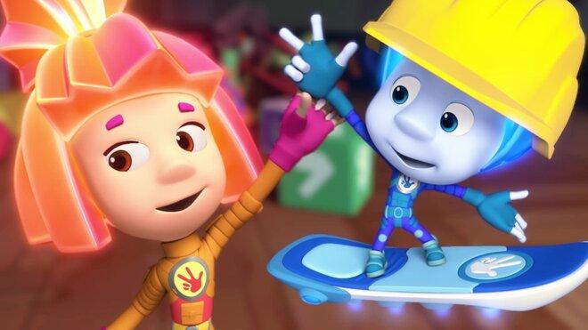 Детские мультфильмы онлайн - смотреть мультфильмы