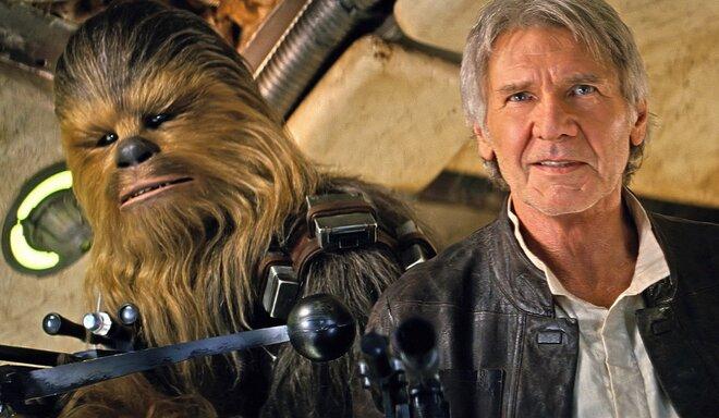 Седьмые «Звёздные войны» стали рекордсменами до премьеры