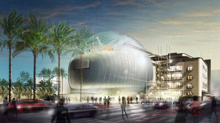 Муниципальный совет Лос-Анджелеса одобрил строительство Музея голливудского кино