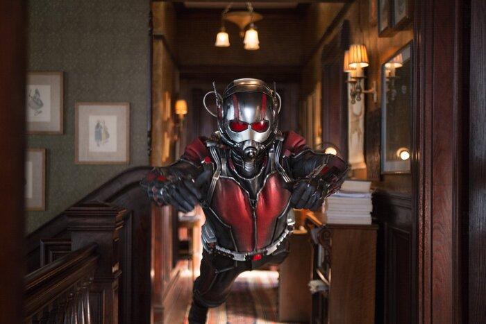 Подробности сцен после титров фильма «Человек-муравей»