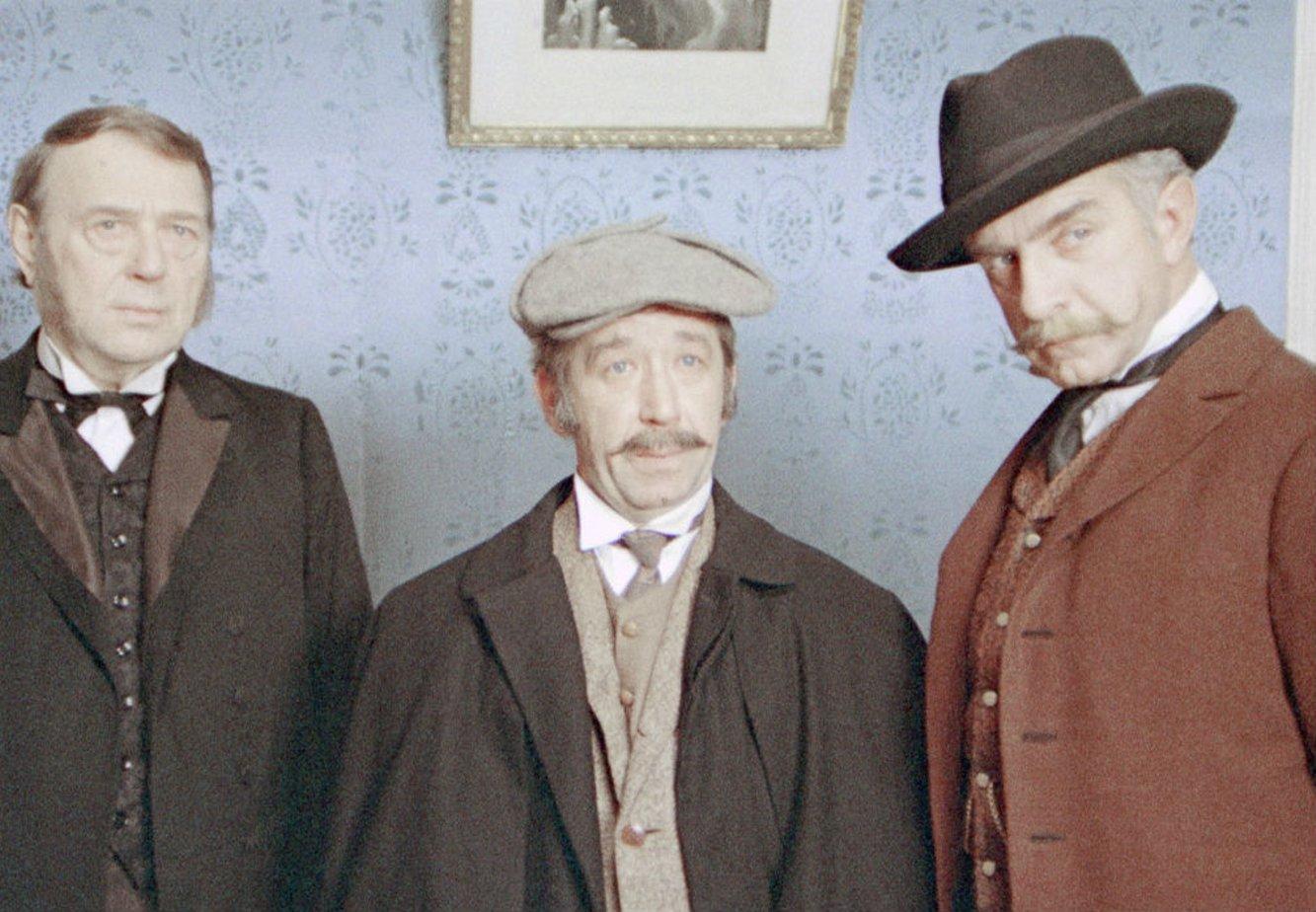 центр приключения шерлока холмса и доктора ватсона смотреть отзывы