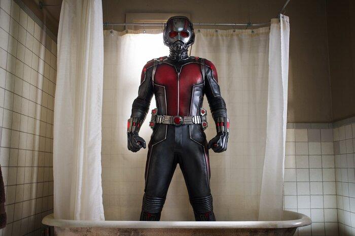 «Человек-муравей»: первые отзывы