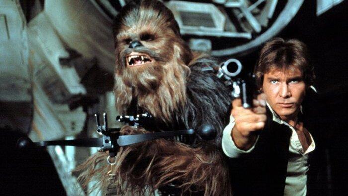 Готовится спин-офф «Звёздных войн» о молодом Хане Соло