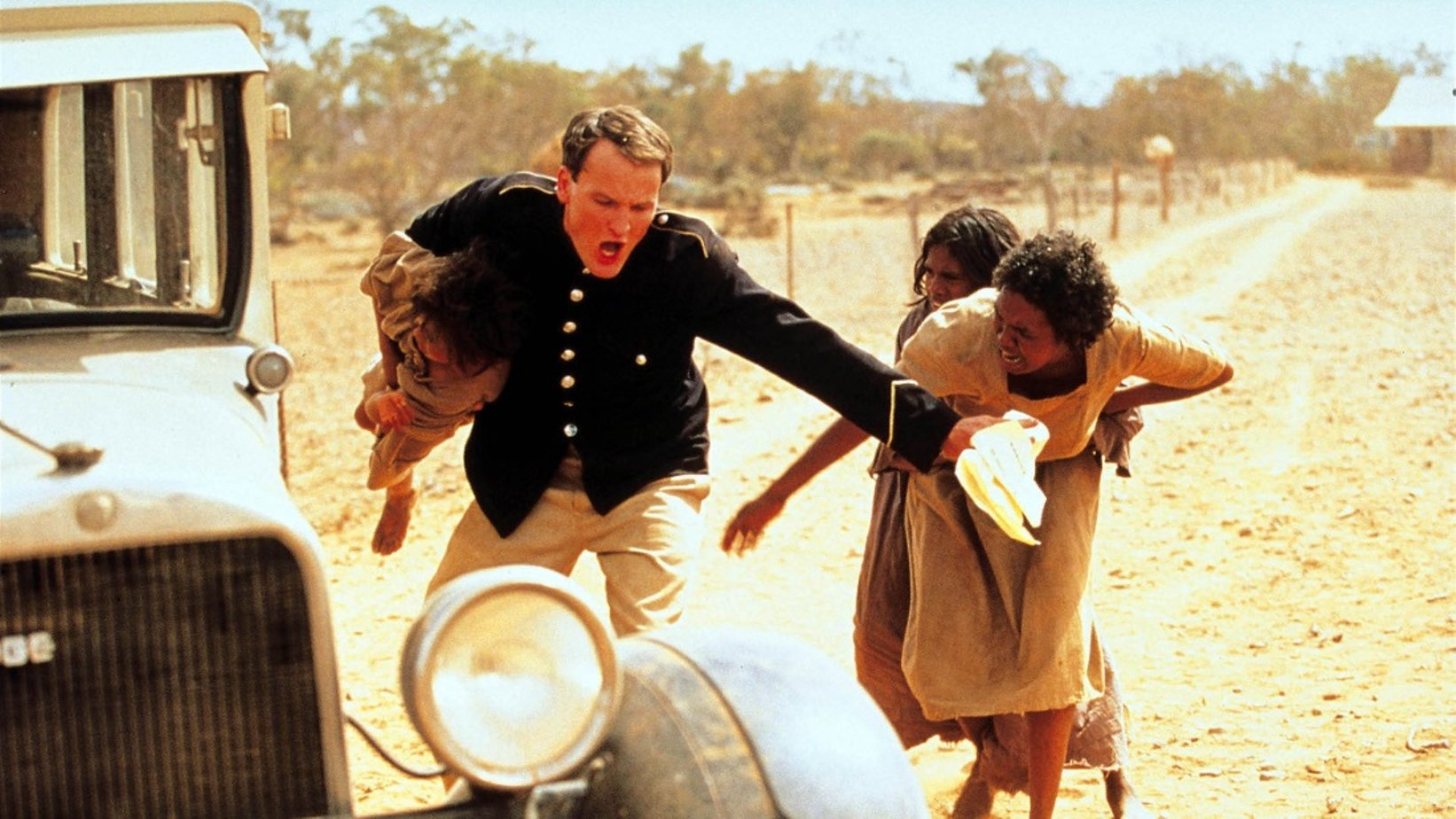 a comparison between two movies based on true stories skin by anthony fabian and rabbit proof fence  Watching the movie, rabbit proof fence is generally considered to be appropriate for mature upper primary students however, teachers need to preview and be aware that some students (and teachers) may find some scenes distressing.
