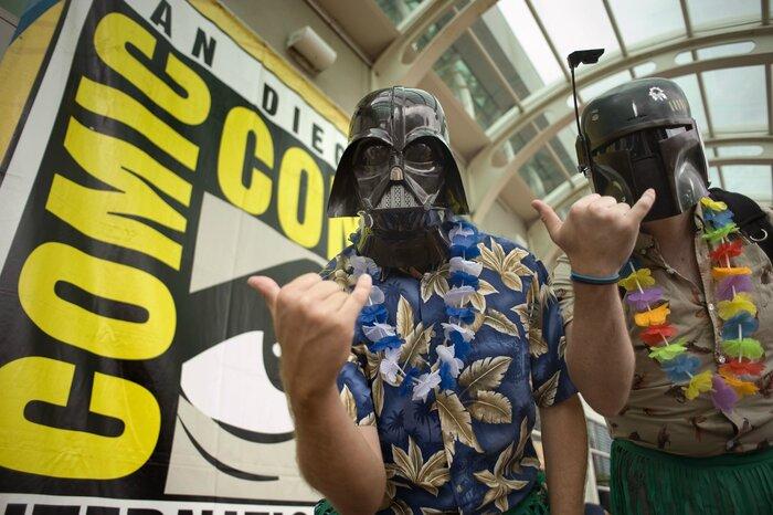 Comic-con: итоги и лучшие остроты первого дня