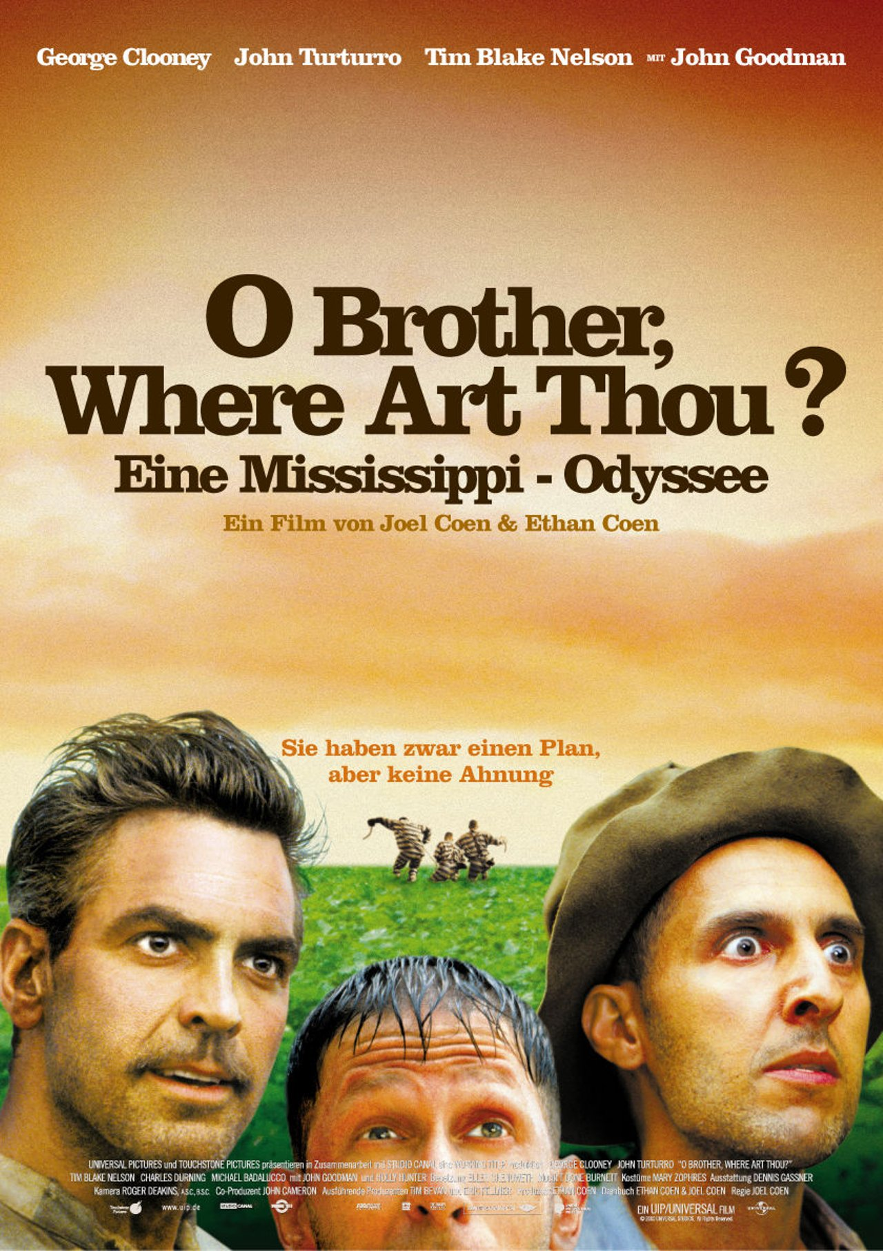 o brother where art thou essays Essay on o brother where art thou 1116 words | 5 pages the coen brothers movie o brother, where art thou is an exciting story, full of adventure and comedy, and if nothing but its comedic and entertainment value were taken into account, it would still be considered a great film.