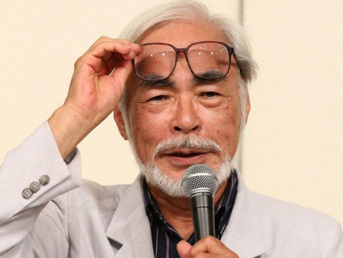 Хаяо Миядзаки работает над новым проектом, впервые используя компьютерную графику
