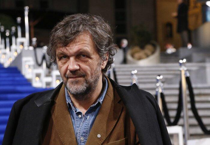 Эмир Кустурица прокомментировал запрет на въезд на Украину