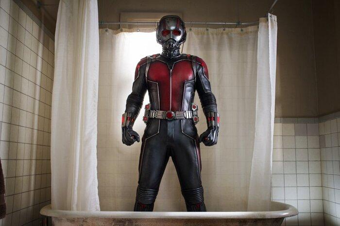 «Человек-муравей» - 12-й фильм «Марвел», стартовавший в США с первой позиции