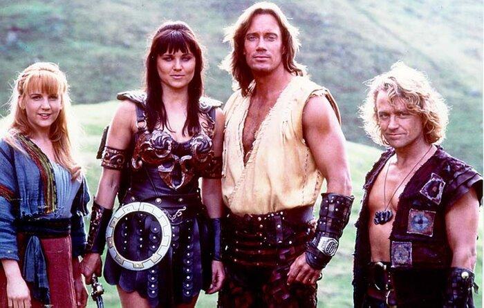 NBC планирует вернуть «Зену - королеву воинов» на телевизионные экраны