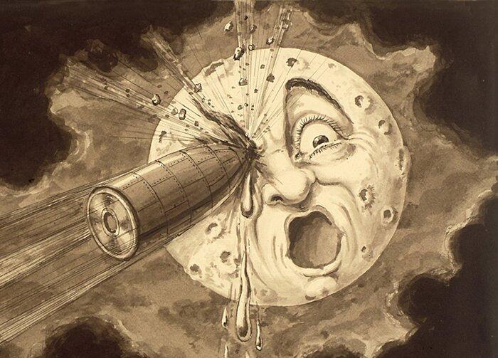 Самые интересные фильмы об освоении Луны