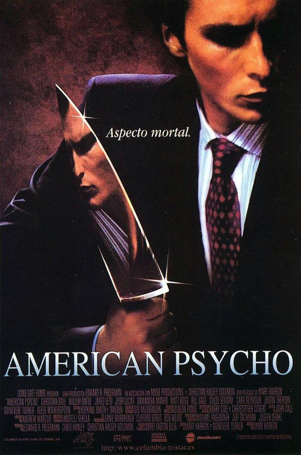 всё кино американский психопат постеры кухни