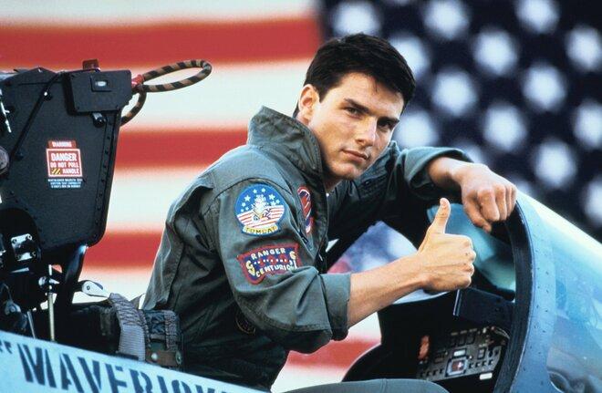Том Круз желает снова полетать наистребителе
