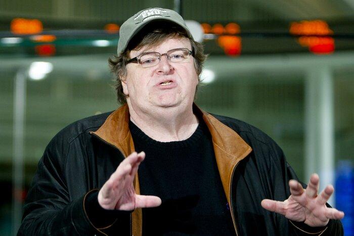 Режиссёр «Фаренгейта 9/11» Майкл Мур снял фильм о «бесконечной войне» США