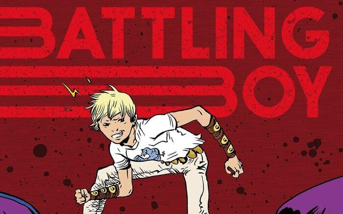 Патрик Осборн возьмётся за экранизацию комикса о мальчике-полубоге для студии Paramount