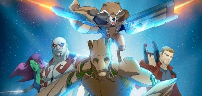 «Стражи галактики» вернулись в анимационном сериале