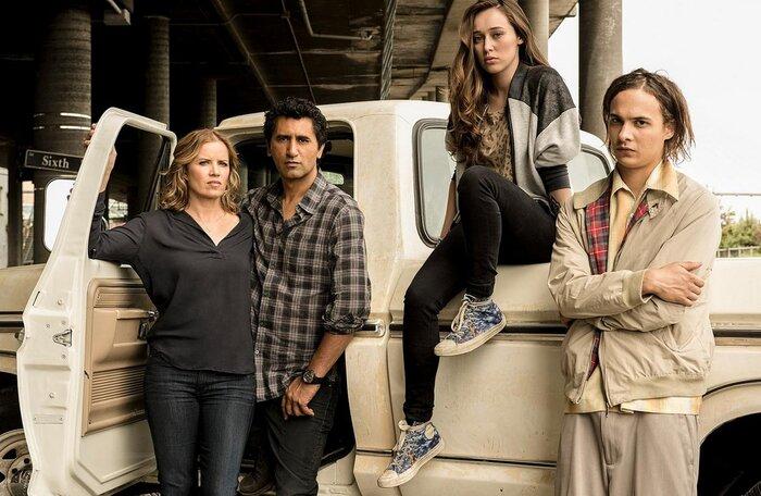 Сериал «Бойтесь ходячих мертвецов» продлён на второй сезон ещё до своей премьеры