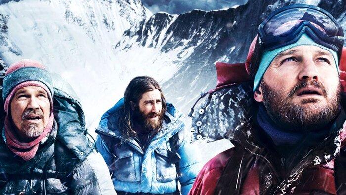 Трейлер фильма «Эверест», от которого у вас перехватит дыхание