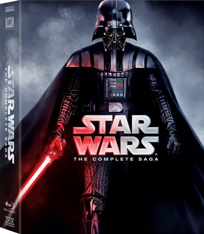 Готовится спецвыпуск Blu-ray издания всех «Звёздных войн»