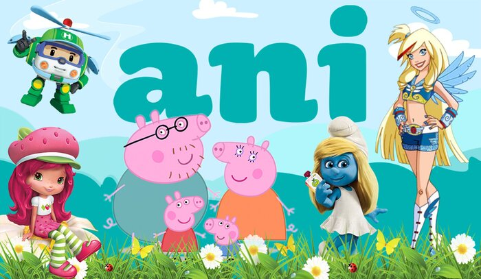 Детский телеканал Ani начинает вещание в России