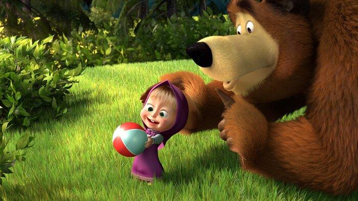 «Индустрия кино» побывала в гостях у создателей мультсериала «Маша и Медведь»
