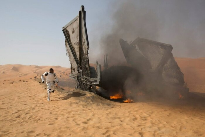 Что интересного случилось на выходных: взгляд в будущее «Звёздных войн», юбилей Дженнифер Лоуренс