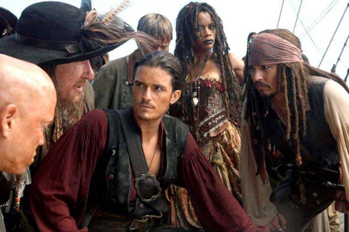 Орландо Блум вернётся в киносериал «Пираты Карибского моря»