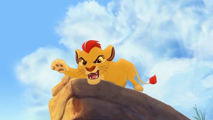 Продолжение мультфильма «Король Лев» покажут в ноябре
