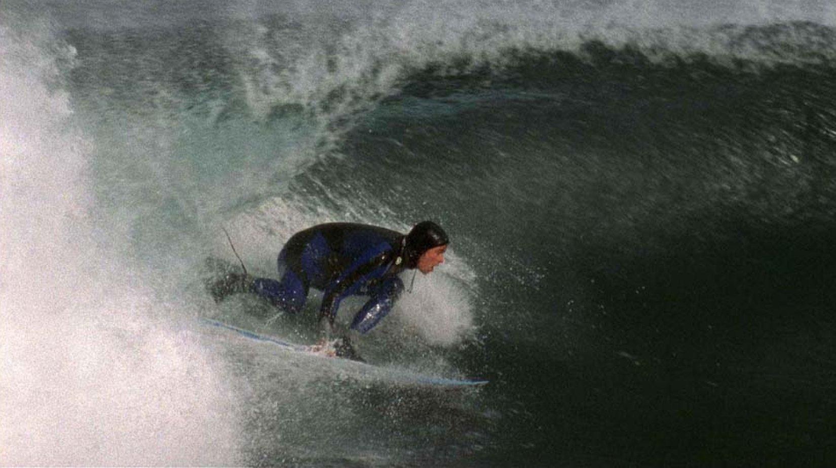 Шаги по воде  2001