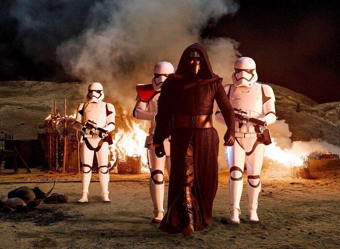 Новые «Звёздные войны» раскрыли Тёмную и Светлую стороны Силы