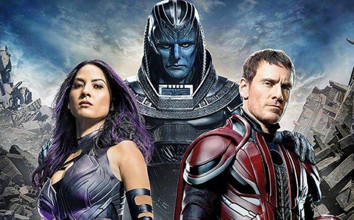 Звёзды фильма «Люди Икс: Апокалипсис» отпраздновали завершение съёмок