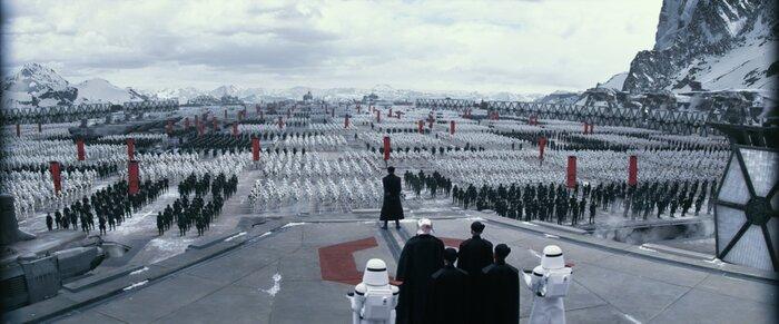 «Звёздные войны: Пробуждение силы»: образ злодеев списали с нацистов