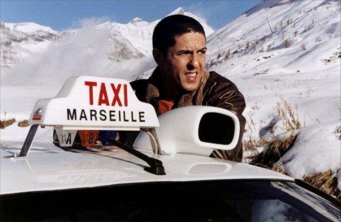 Звезда французского «Такси» снимется в российском фильме