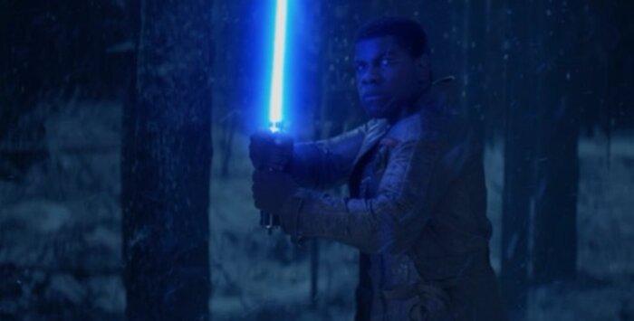 Новый световой меч представлен в тизере фильма «Звёздные войны: Пробуждение силы»