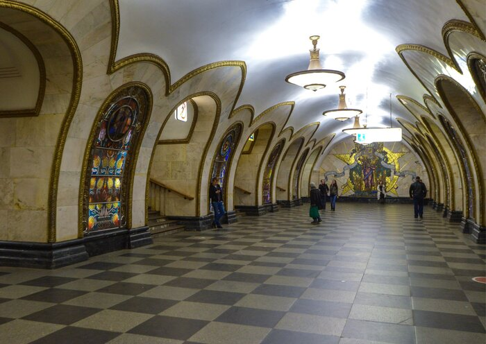 На 2015 год намечены съёмки пяти кинопроектов, которые будут проходить в московском метро