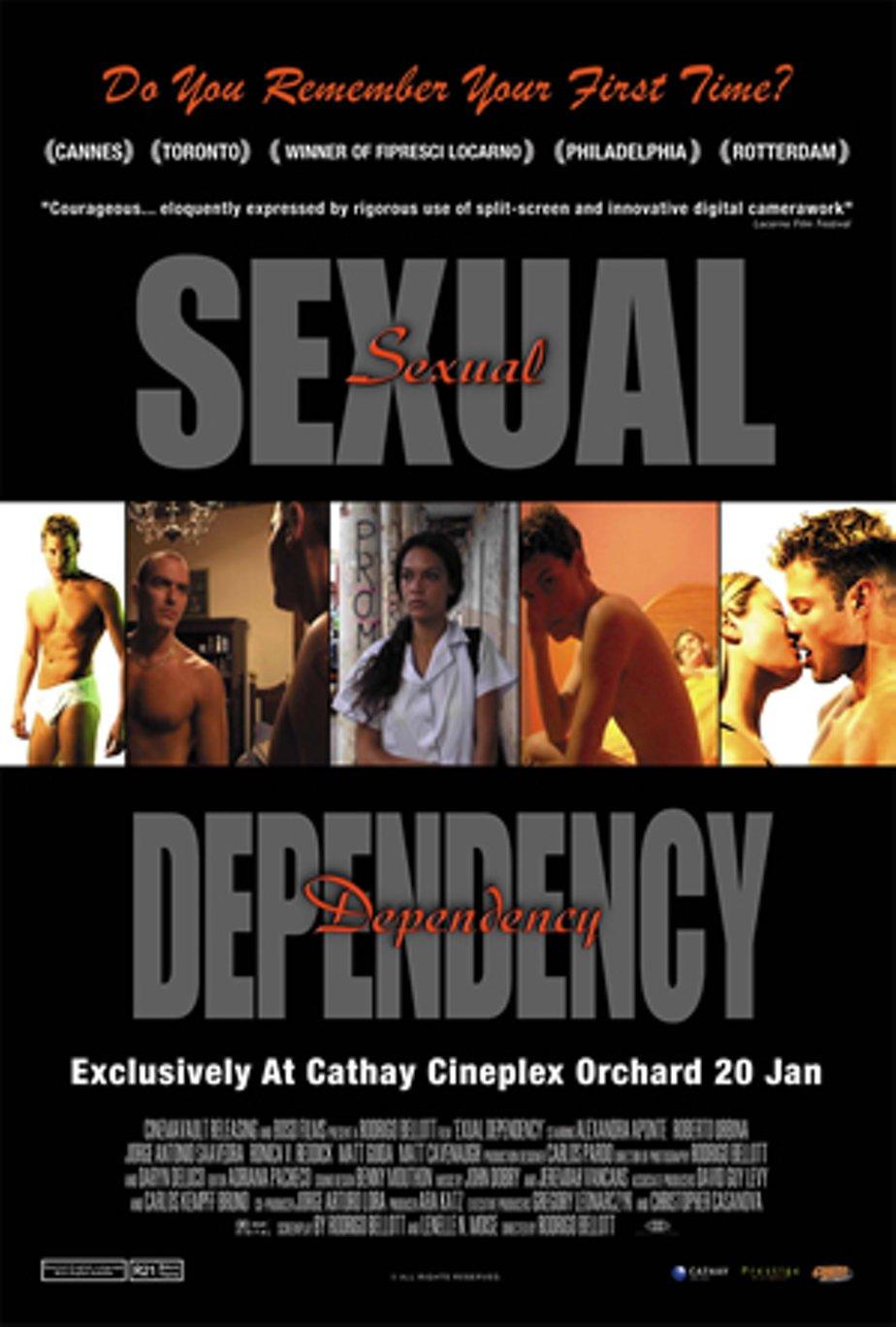 Сексуальная зависимость 2003 онлайн
