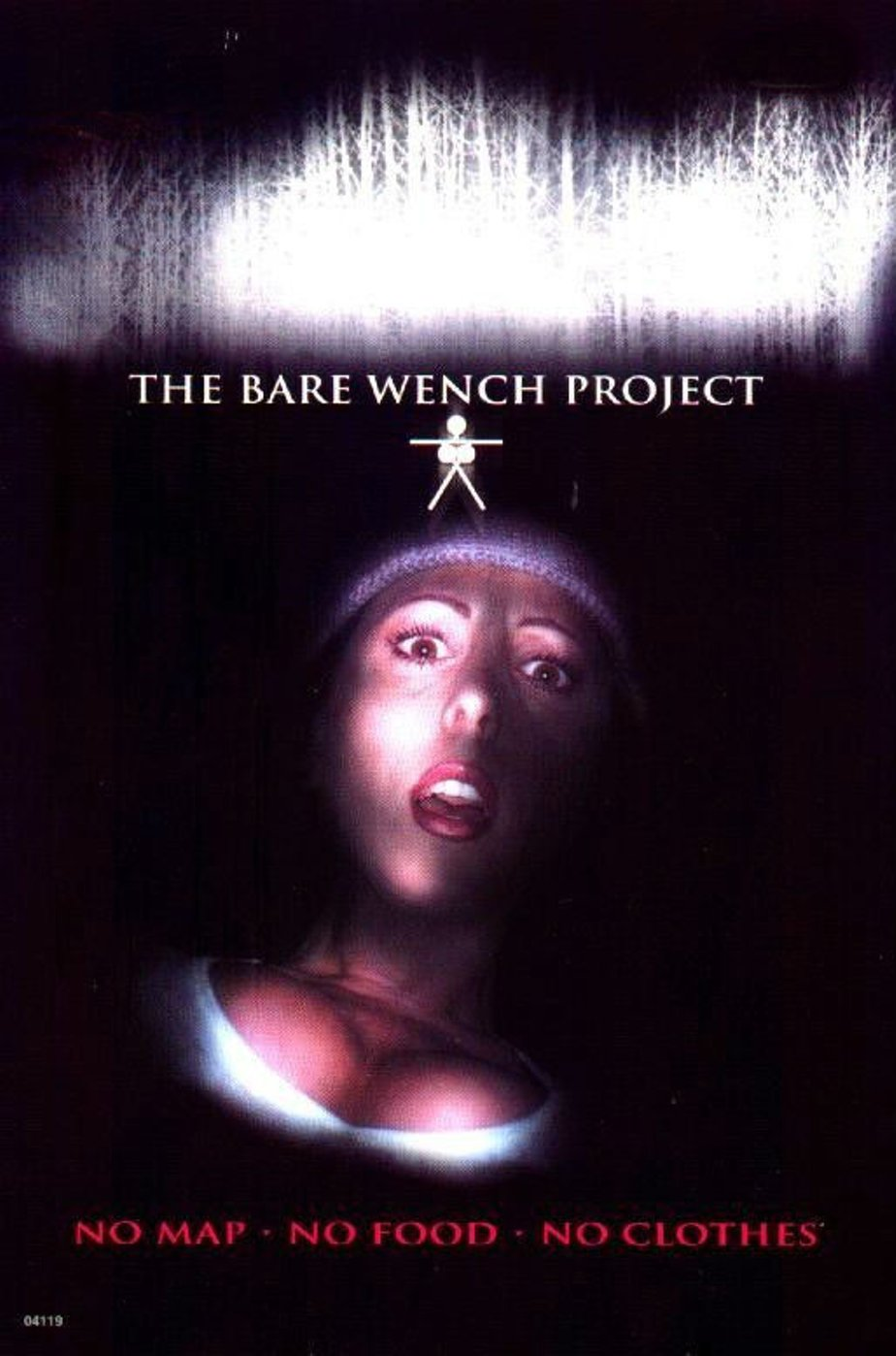 Ведьма из блэр секс версия the bare wench project 2000