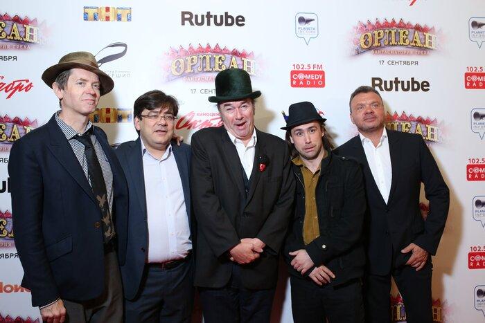 В Москве прошла премьера фильма «Орлеан»