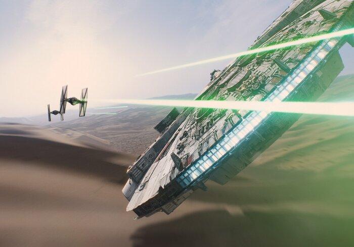 Слухи: в новых «Звёздных войнах» будет сцена после титров