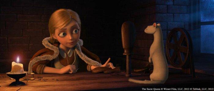 Сценарист диснеевского мультфильма «Красавица и чудовище» присоединился к команде Wizart Animation в работе над «Снежной королевой 3»