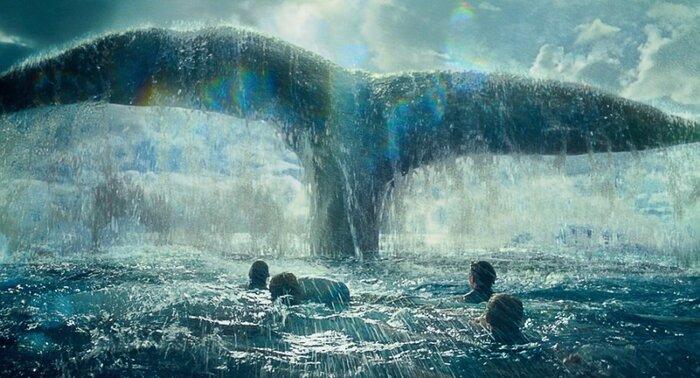 Захватывающее зрелище в новом трейлере фильма «В сердце моря»