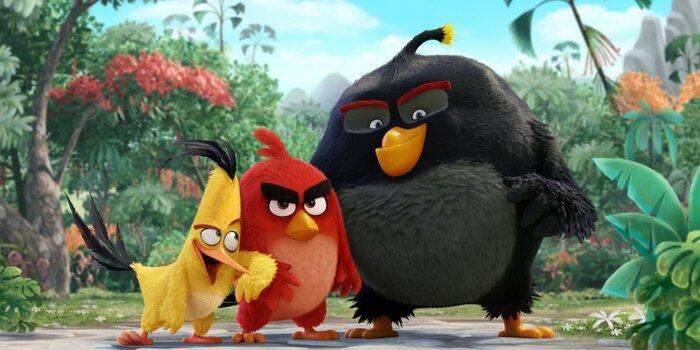 «Angry Birds в кино»: опубликован первый трейлер анимационного фильма