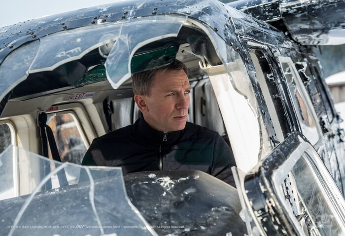 «007: Спектр»: состоялась премьера главной песни нового фильма о Джеймсе Бонде